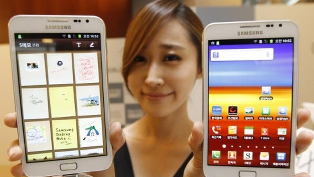 Llega el Galaxy Mega 6.3