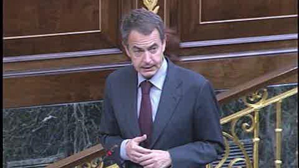 Zapatero no da prioridad a la ley de libertad religiosa