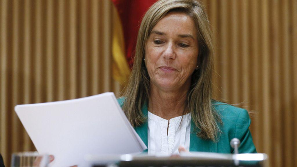Ana Mato comparece ante el Congreso para dar explicaciones sobre la crisis del ébola