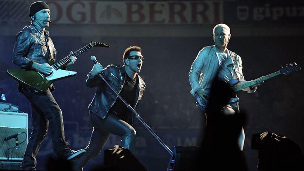 4. U2, 78 millones de dólares