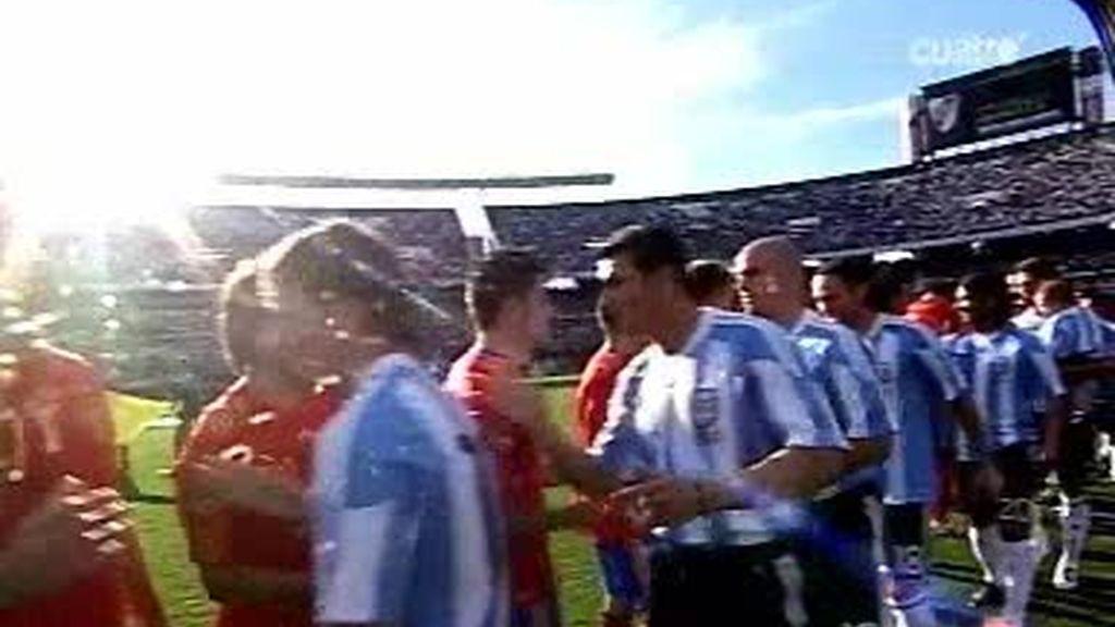 Messi también enamora a Argentina