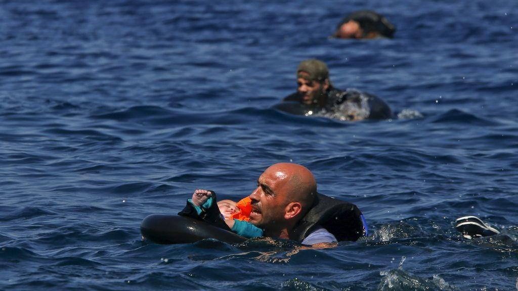 La tragedia de los refugiados que tratan de llegar por mar a Europa