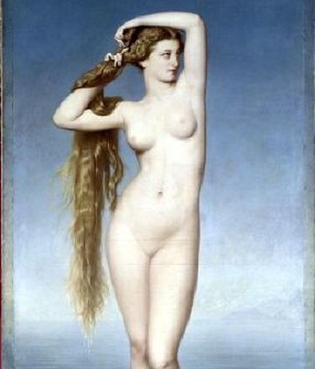 Lágrimas de Eros, una exposición que abarca de los clásicos al pop