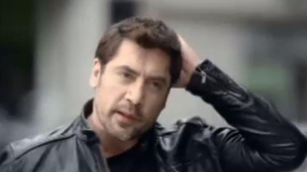 Javier Bardem, estrella de la publicidad
