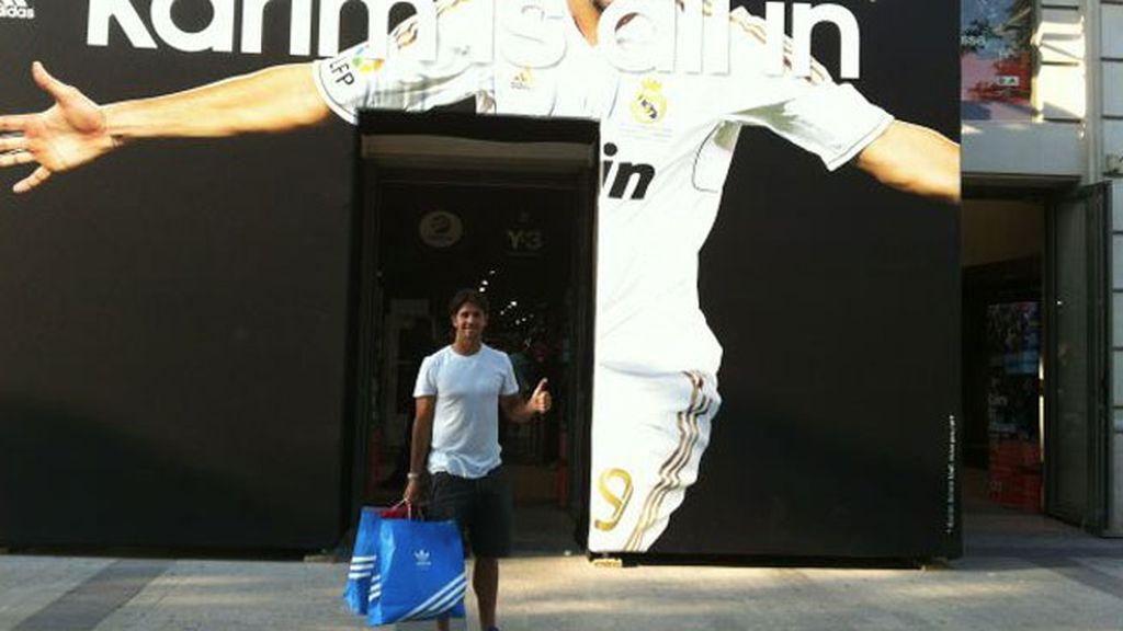 Fiel al Real Madrid