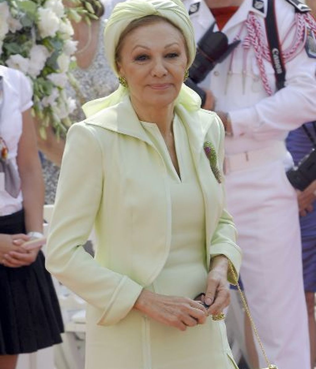 La emperatriz Farah Diba