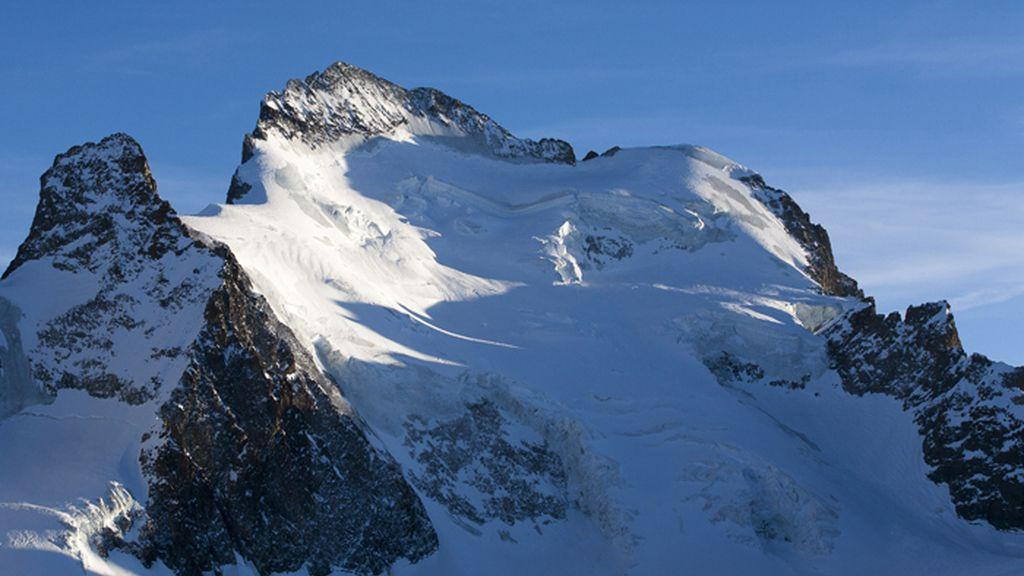 Macizo de Ecrins en los Alpes franceses