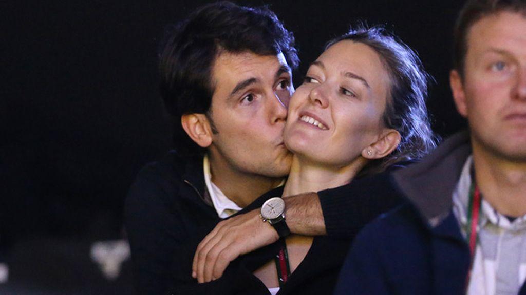 Sergio Álvarez Moya y Marta Ortega Pérez