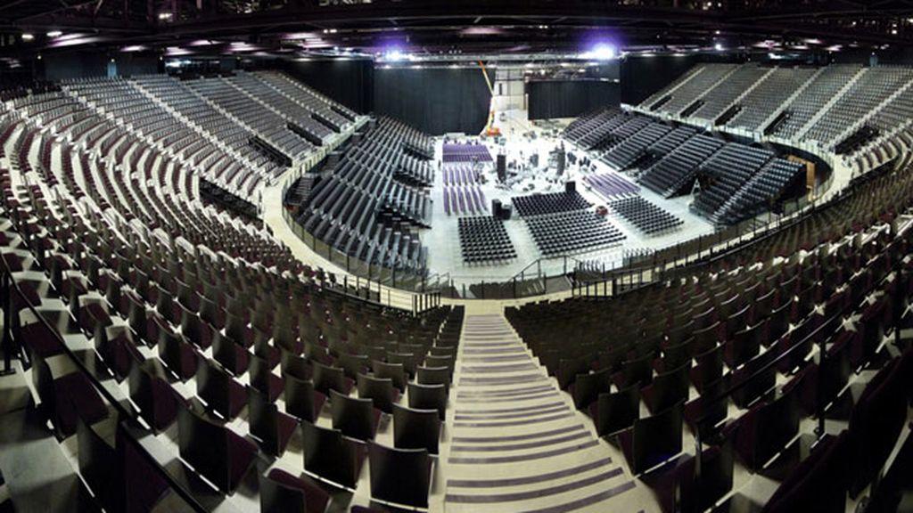 Arena de Montpellier (Francia)
