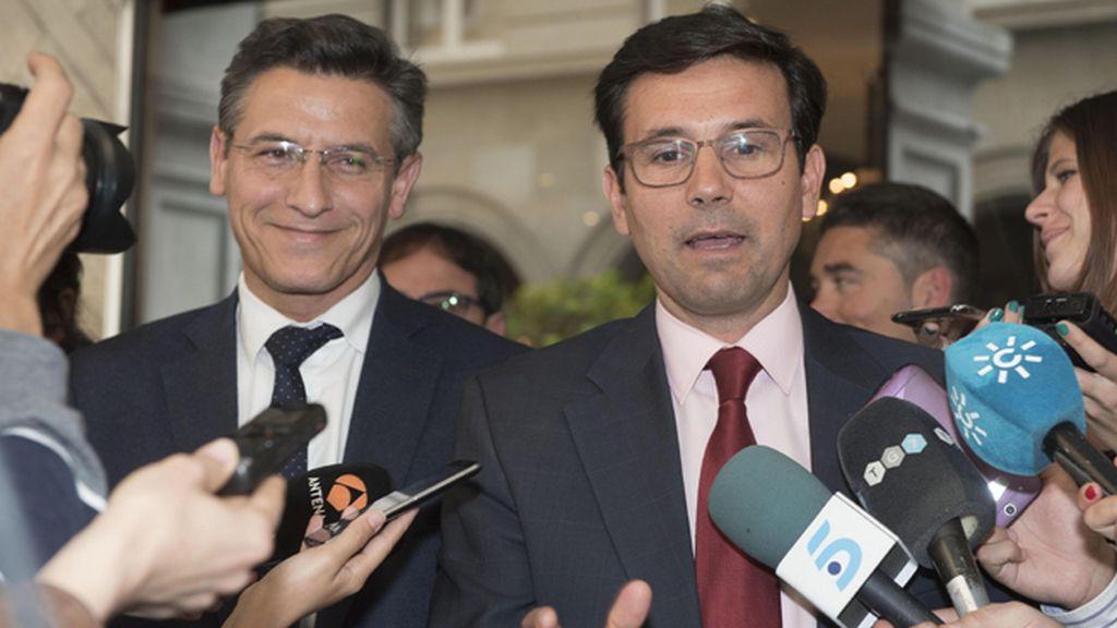 PSOE y Ciudadanos alcanzan un principio de acuerdo para presentar una moción de censura en Granada