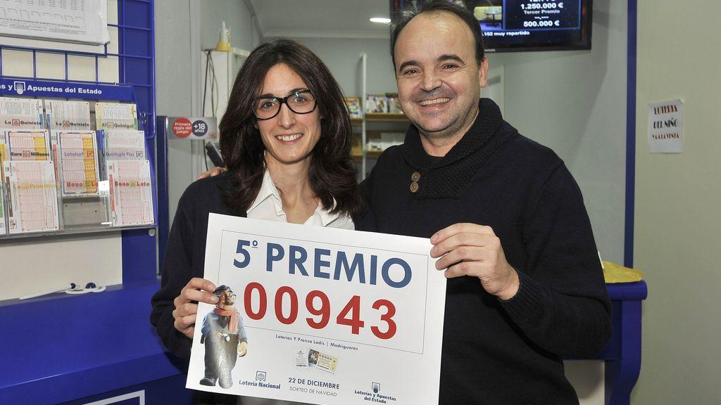 Quinto premio en Valdeganga (Albacete)