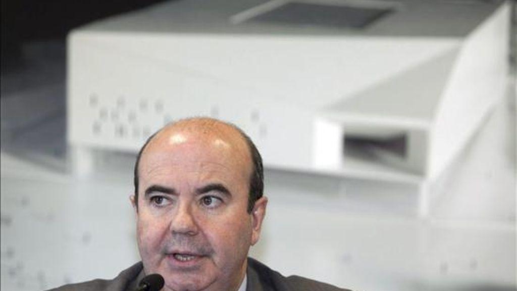 El secretario de Estado de Cooperación Territorial, Gaspar Zarrías. EFE/Archivo