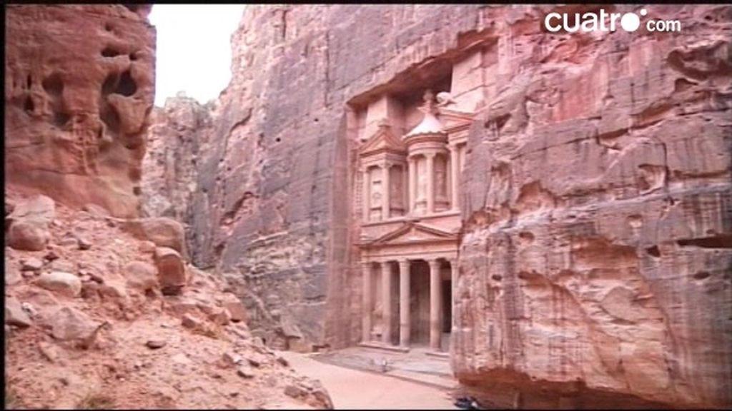 Jordania: Petra, una maravilla del mundo