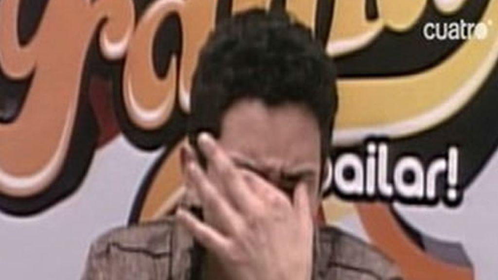 Bryan llora tras perder el tribunal de convivencia