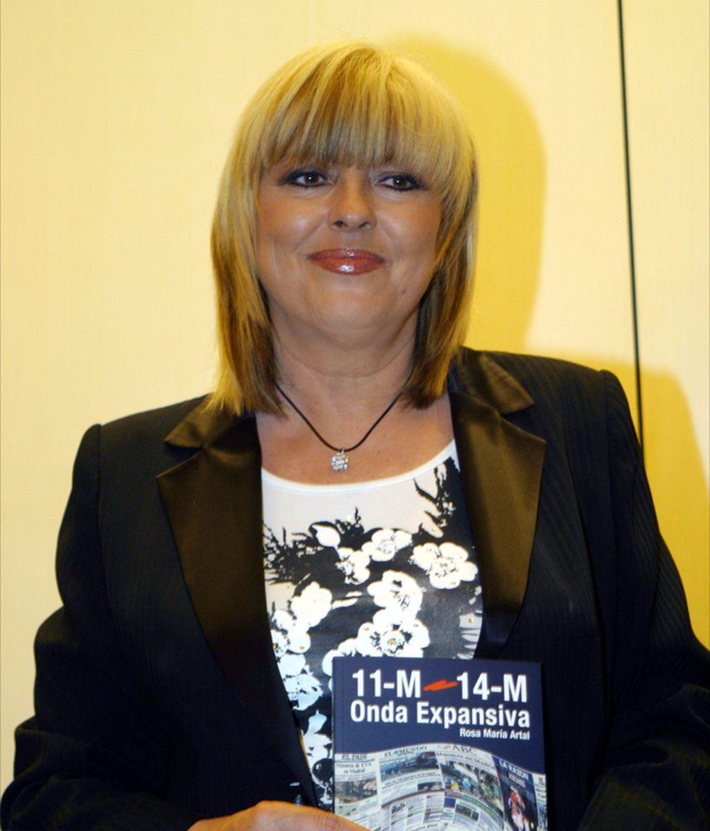 Rosa María Artal, candidata de Podemos por Aragón