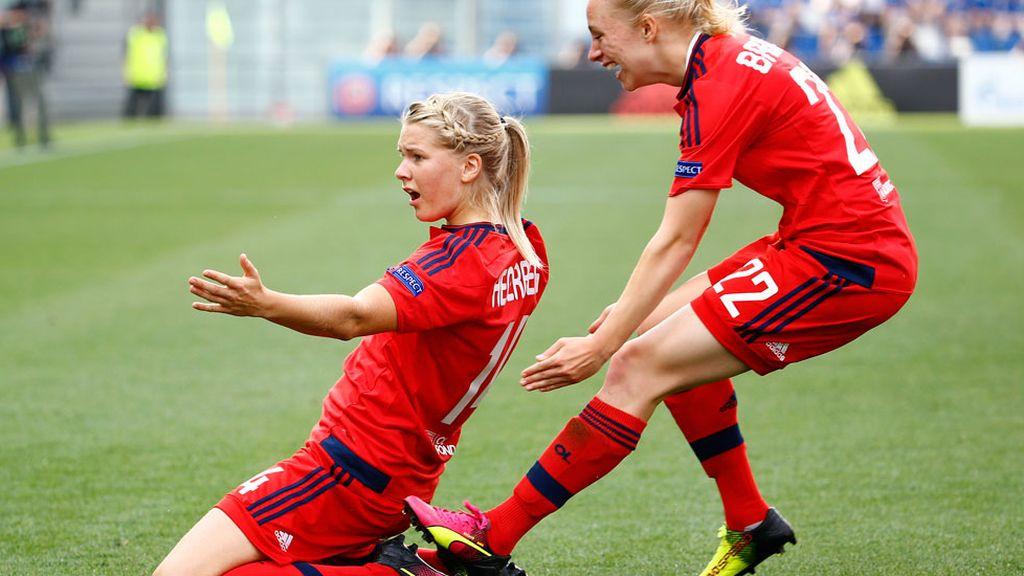 El Olympique de Lyon se lleva la Champions femenina (26/05/2016)