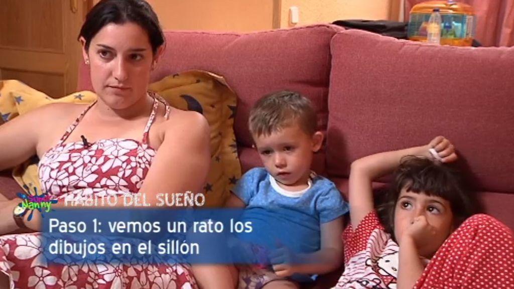 La armonía vuelve a casa de Alba y Rubén