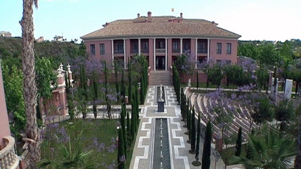 El hotel más lujoso de España, Marbella.