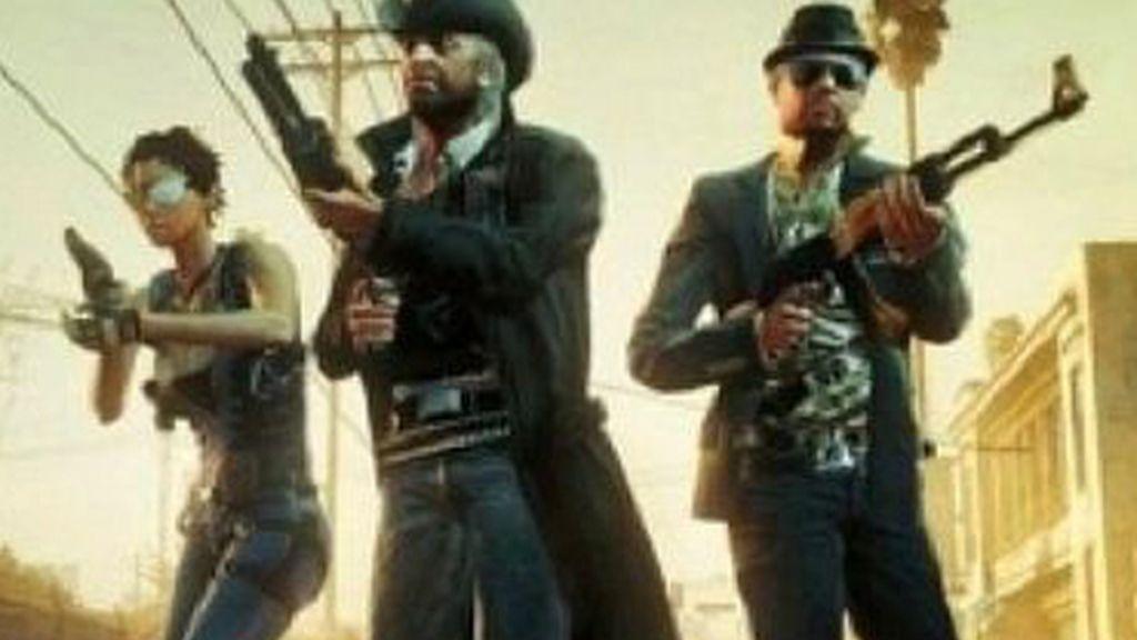 Magen de 'Call of Juarez, el cartel', un videojuego que toma de escenario la violencia de los narcotraficantes mexicanos.
