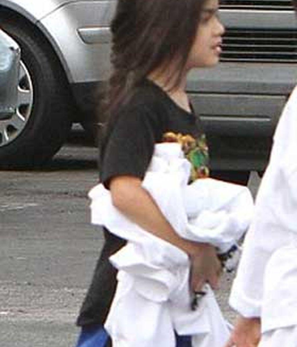 Los hijos de Michael Jackson, en clase de judo