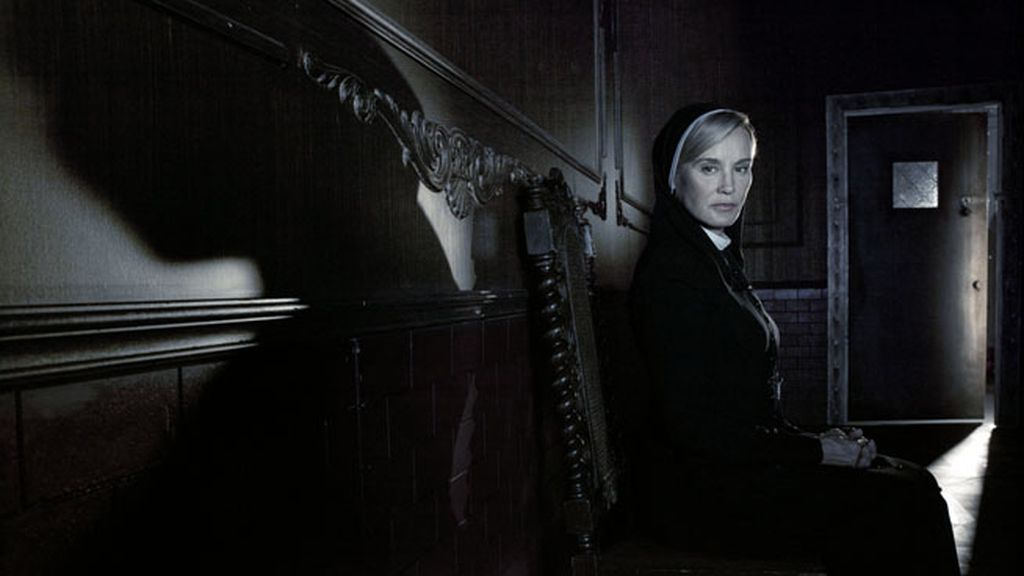 Jessica Lange es la Hermana Jude