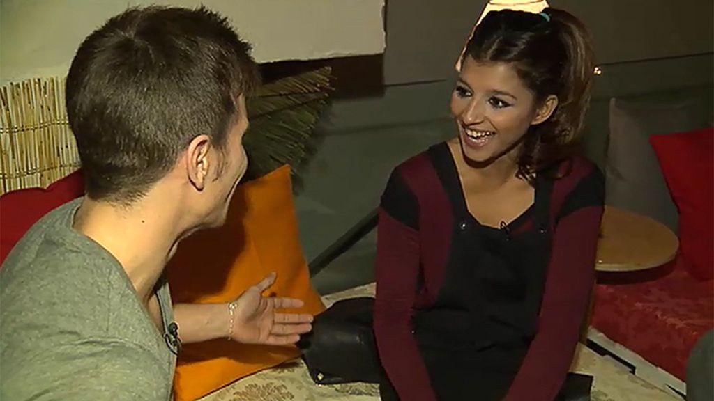 Gabi, pretendiente de Carolina, vuelve al programa