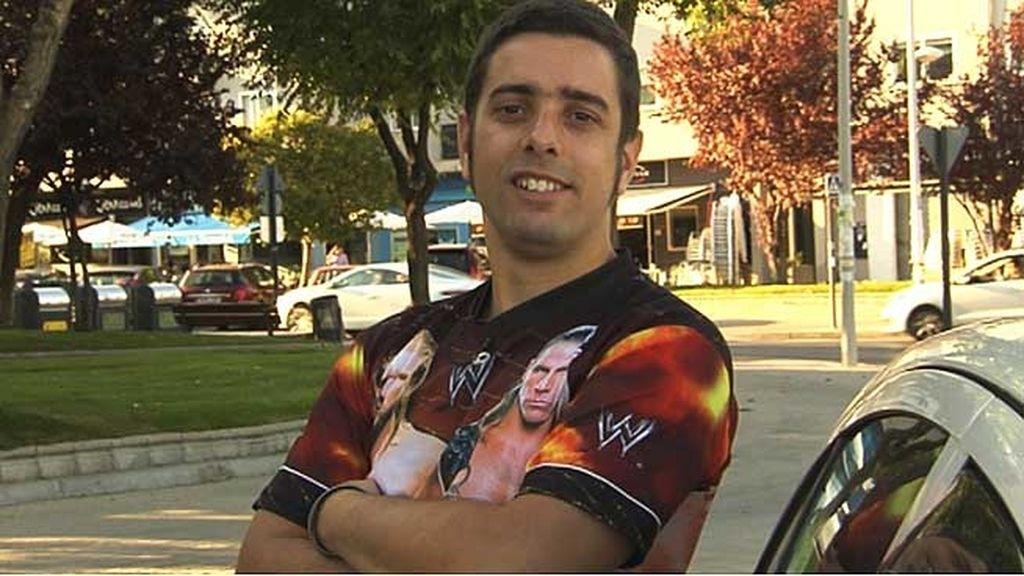 José Carlos, 30 años (Madrid)