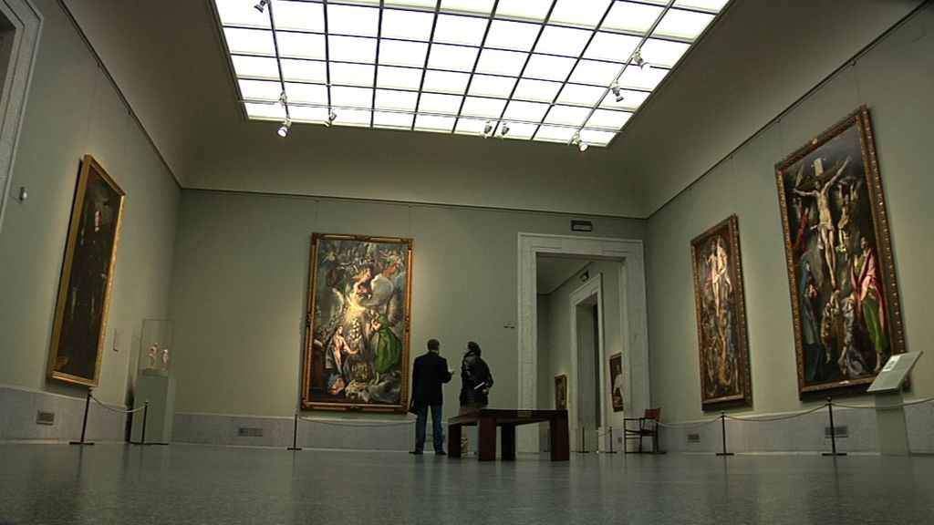 Una noche en el Prado bajo la mirada de Cuarto Milenio