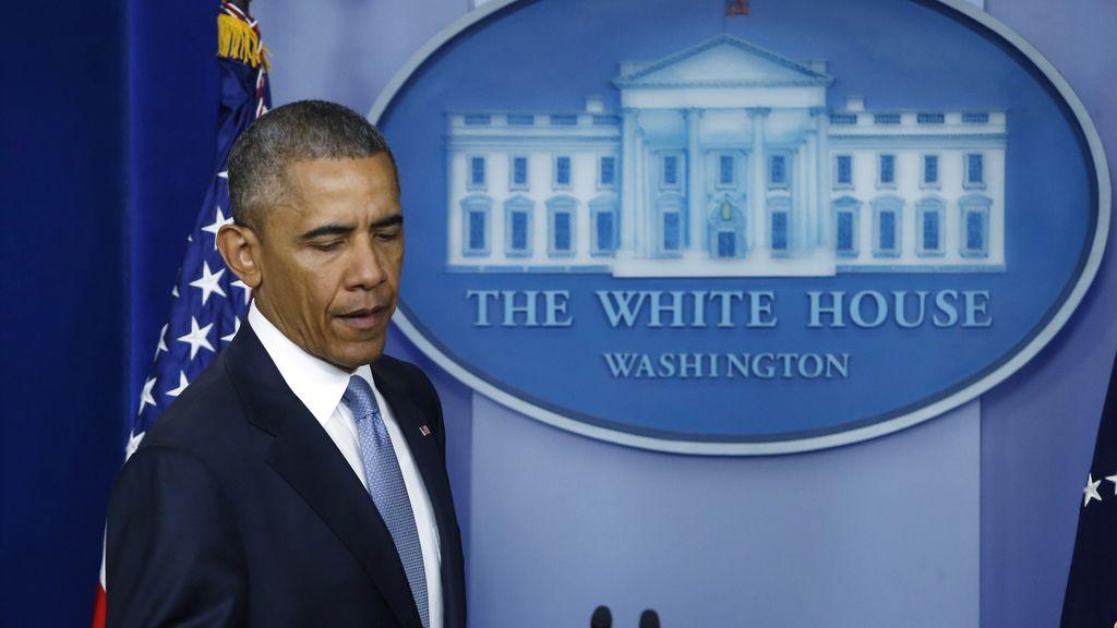 Obama lamenta la muerte accidental de dos rehenes a manos de Al Qaeda