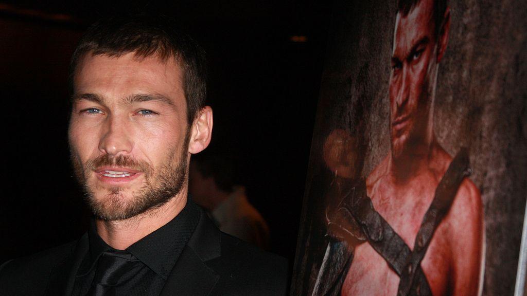 Andy Whitfield, protagonista de Spartacus, muere de un cáncer