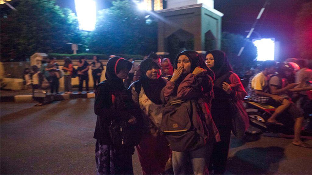 Reacción al terremoto de Indonesia