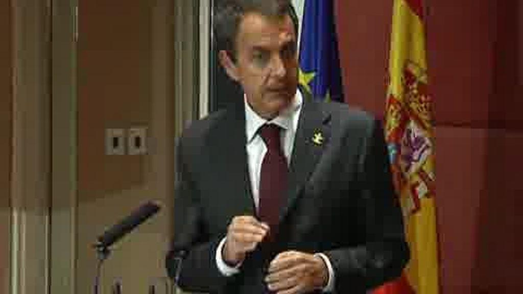 Zapatero pedirá explicaciones a Marruecos