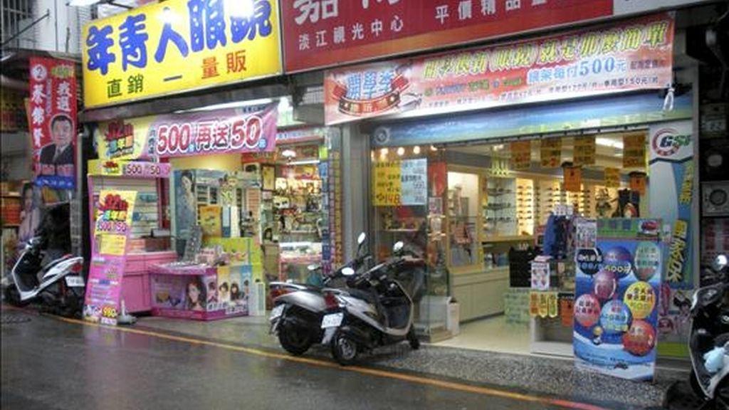 Taiwán es un emporio tecnológico con liderazgo en la manufactura de muchos productos informáticos y electrónicos, pero su amplia visión económica no la libra de una alarmante proporción de miopes. EFE