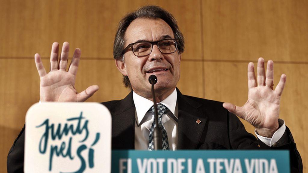 Mas: Montoro debe decir qué pasa con la deuda española sin acuerdo con Cataluña