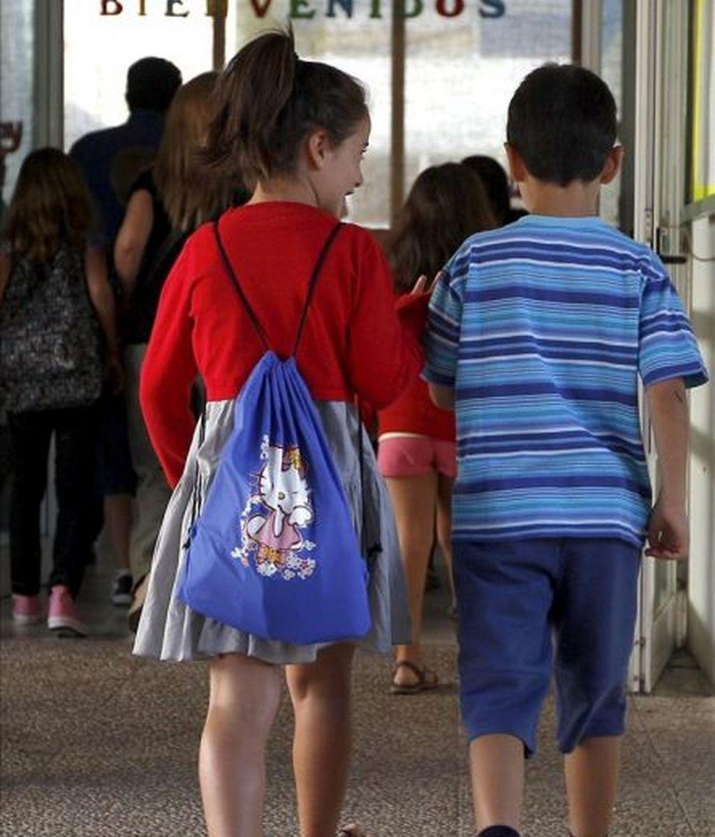 Casi un 17% de los niños españoles sufre tics.