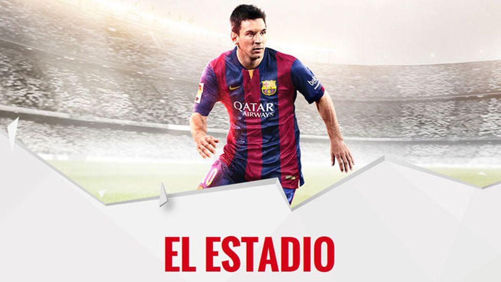 LVP, FIFA, Gamergy, Messi, El Estadio