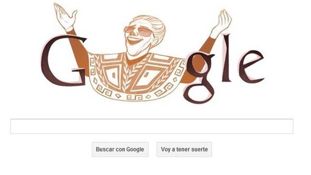 La voz de Chavela Vargas vuelve a Google