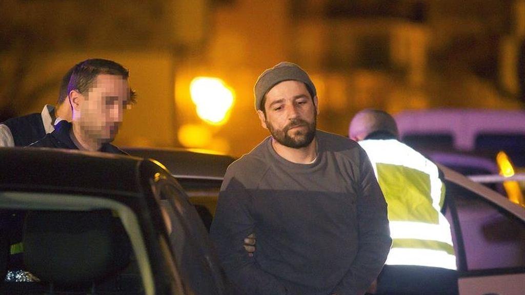 Daniel Pérez, el hombre que empotró un coche contra la sede del PP