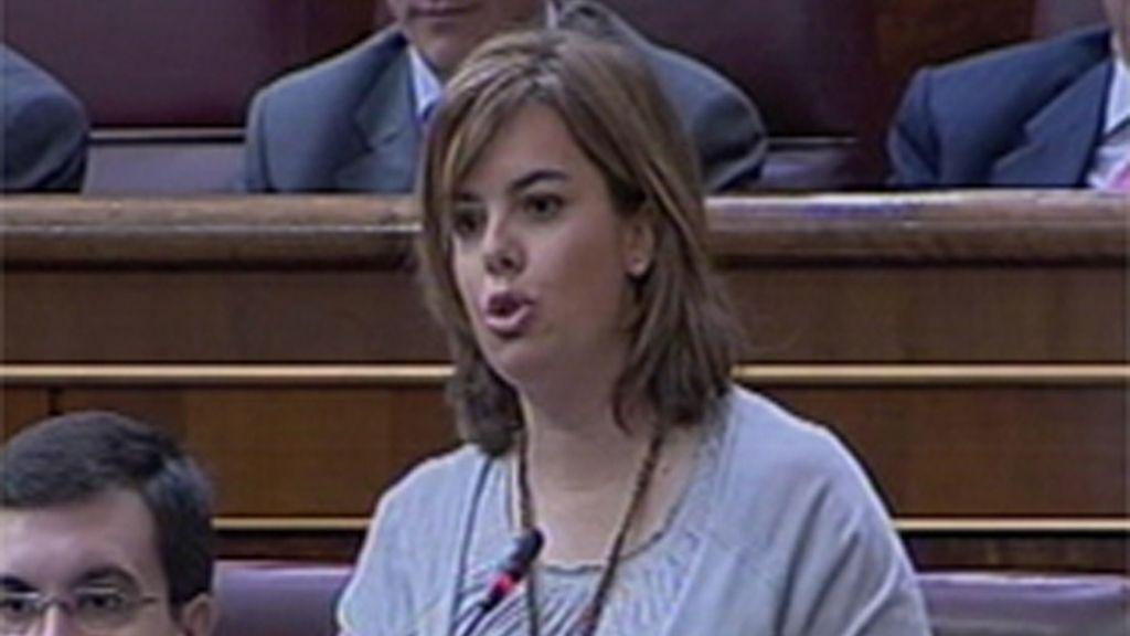 El PP anuncia su abstención a la prórroga del estado de alrma