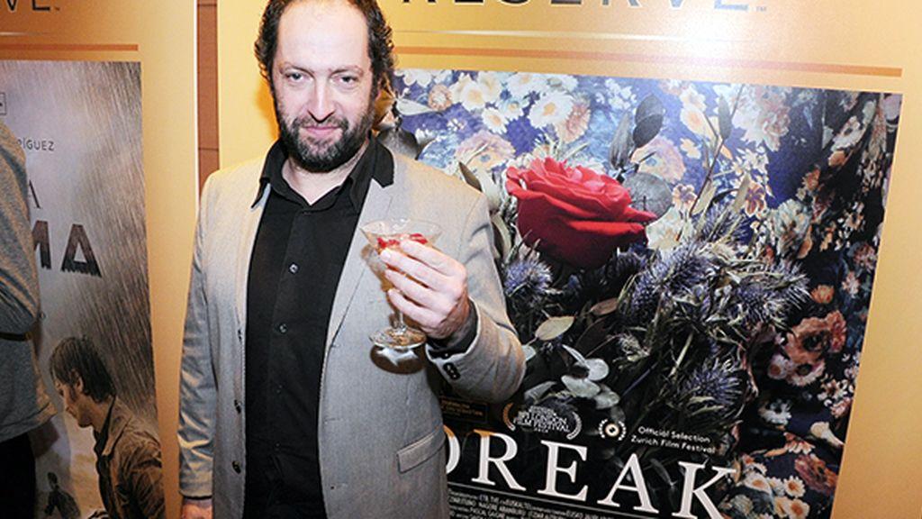 """Josean Bengoetxea, uno de los actores protagonistas de """"Loreak"""""""