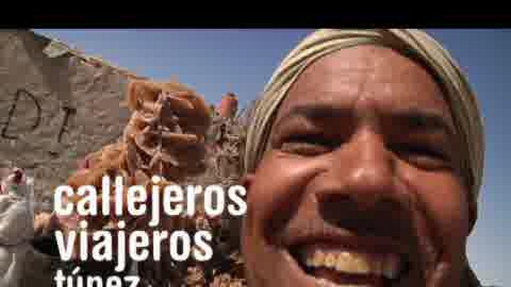 Promo Callejeros viajeros: Túnez