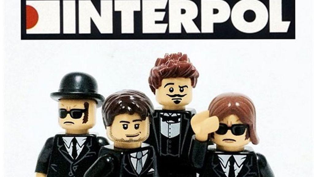 Lego Interpol