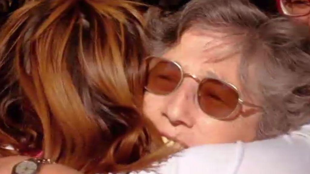 Marina se reconcilia con su madre