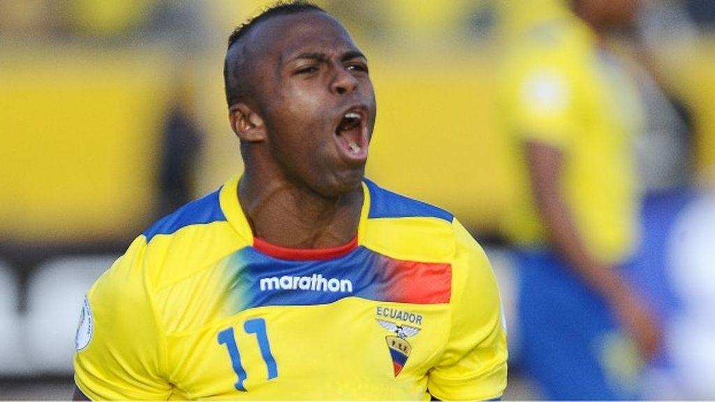 Fallece en Catar el jugador ecuatoriano Cristian 'Chucho' Benítez