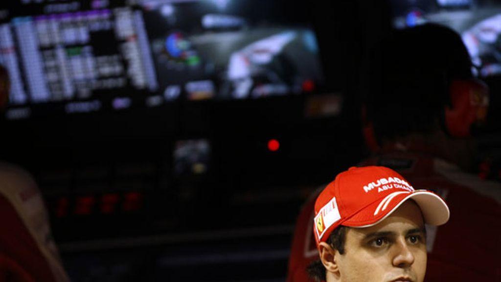 Felipe Massa, en los segundo entrenamientos