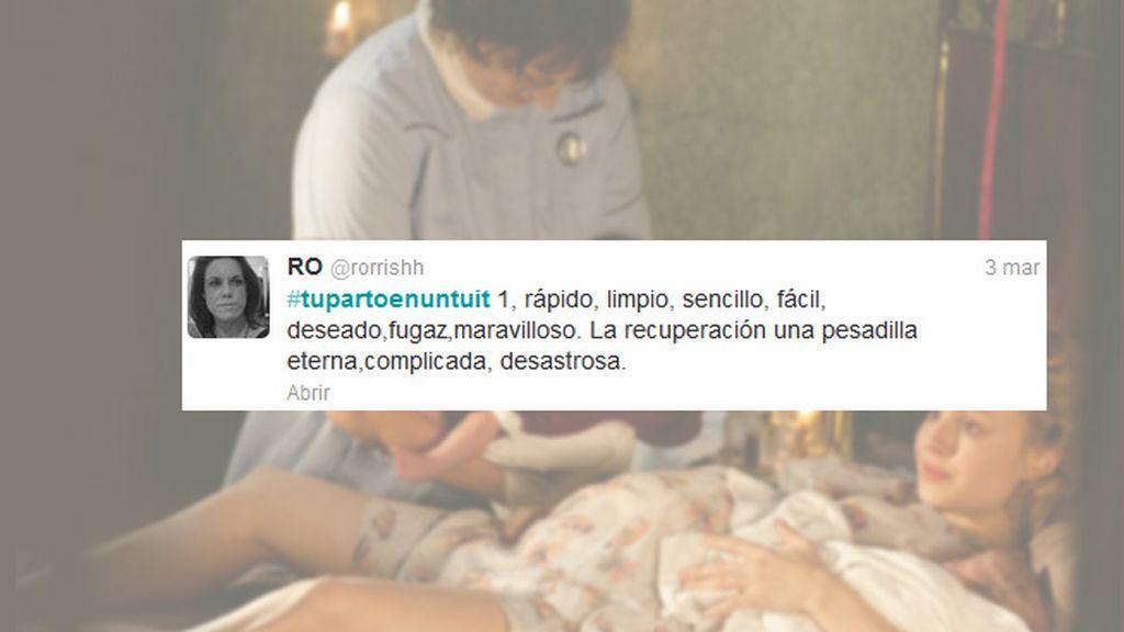 Los mejores tuits de #tupartoenuntuit