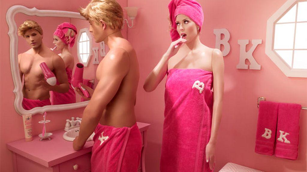 La otra cara de Barbie y Ken