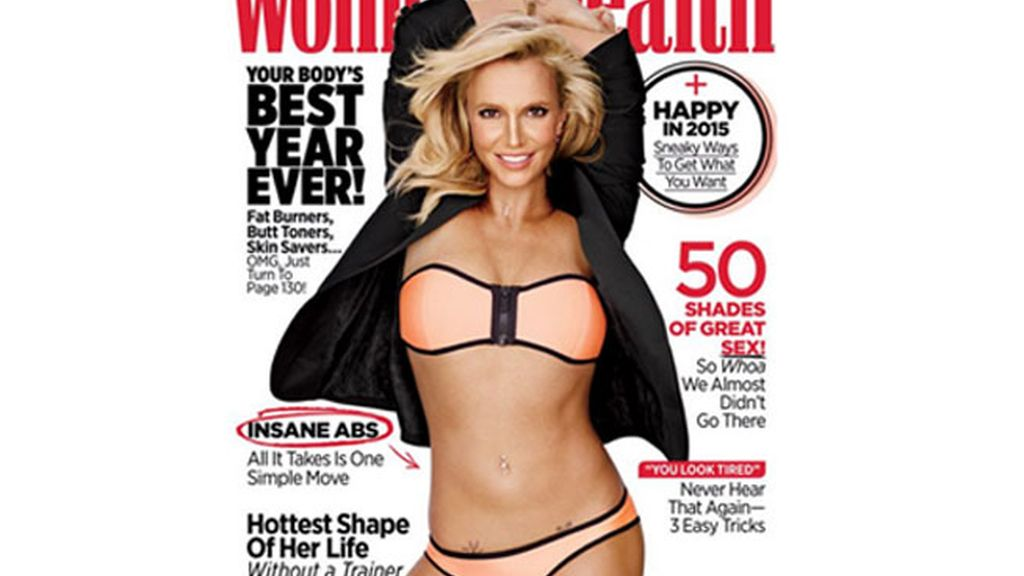 Britney Spears,33 años de Britney Spears,Women's Health