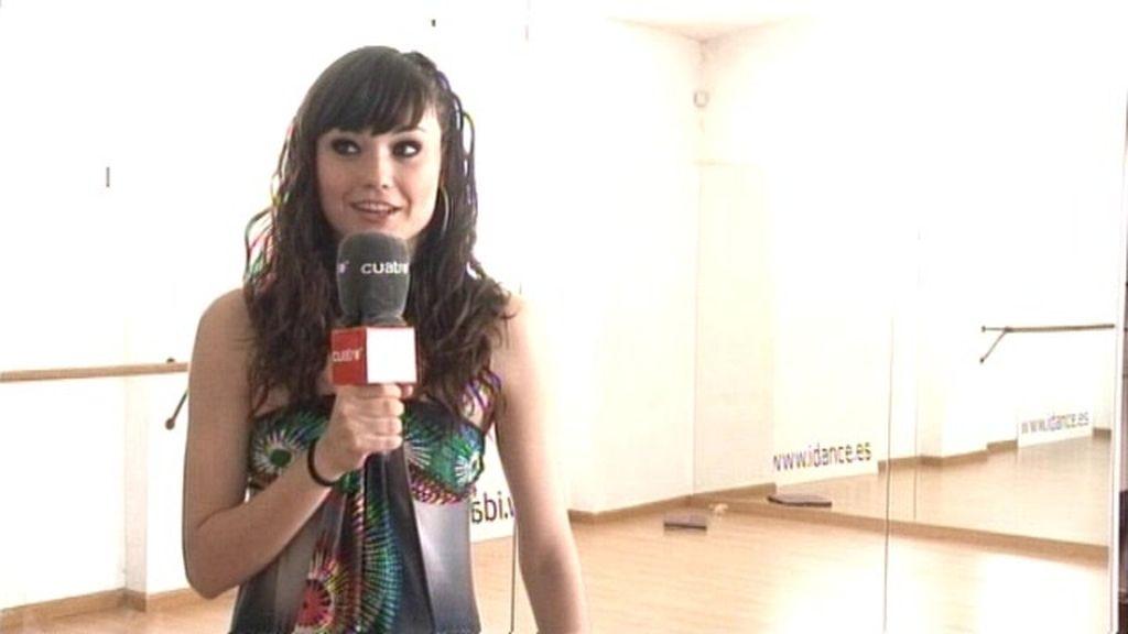 EXCLUSIVA: Entrevista con Raquel