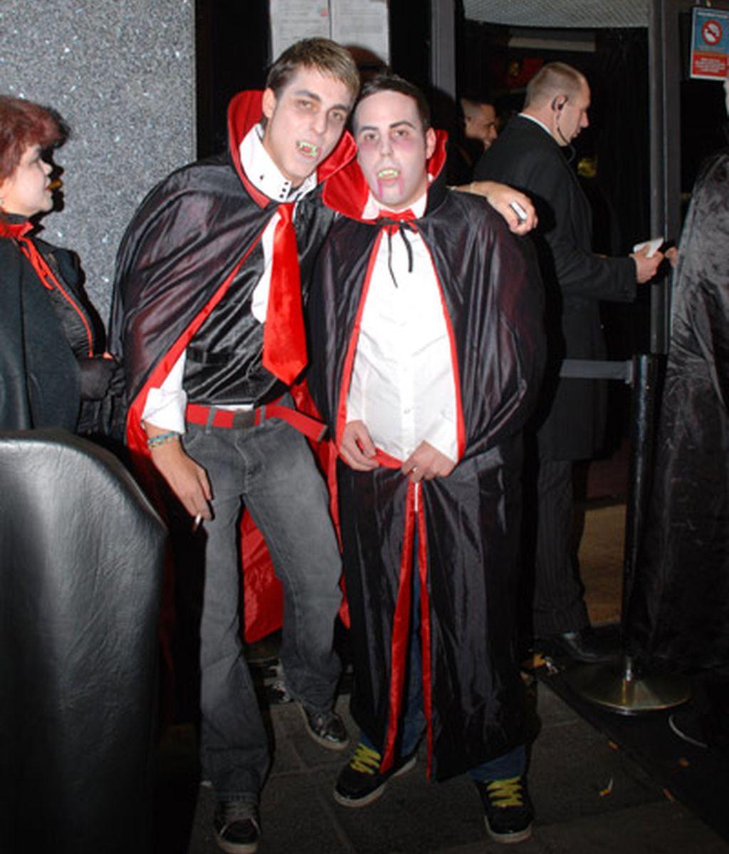Vampiros de GH en Kapital I